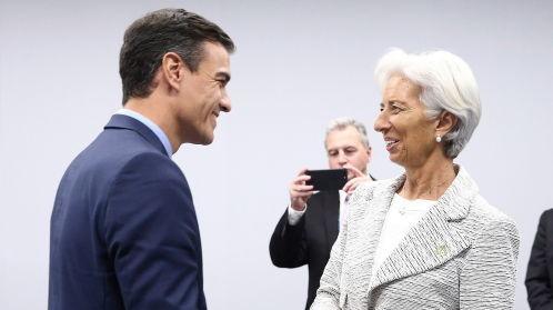 Foto de El rescate silencioso del BCE: 300.000M para evitar el colapso de la economía española