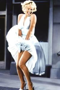 Marilyn Monroe y la historia del vestido veraniego más famoso de la historia