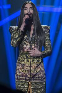 La revelación más sorprendente de Conchita Wurst (Eurovisión)