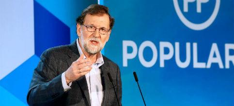 Foto de Rajoy se reivindica frente a Rivera: Somos el principal partido de España, no aficionados