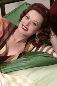 Maureen OHara, la belleza que se enfrentó a la prensa y se negó a ser chica florero