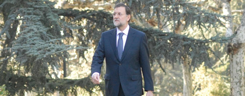 Rajoy celebra sus 60 años con una cena íntima en Moncloa