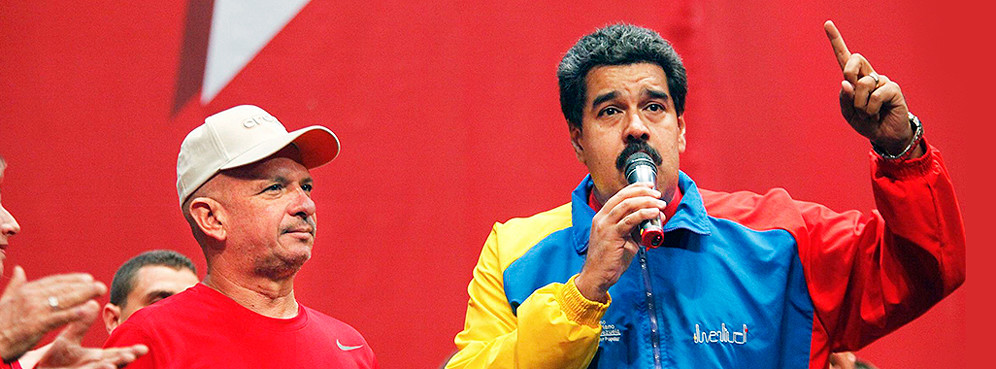Foto de El general Hugo Carvajal lanza un llamamiento de rebelión contra Maduro