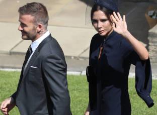 Foto de David y Victoria Beckham viven su momento mediático más complicado