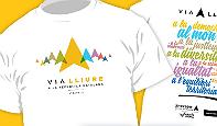 Foto de Tres millones de euros en camisetas para apoyar la independencia en la Diada