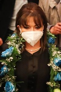 Lourdes Brígida Durán: así es la nueva primera dama de Bolivia (tras 14 años)