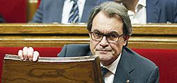 Foto de Españoles, ya es oficial:Artur Mas ha muerto