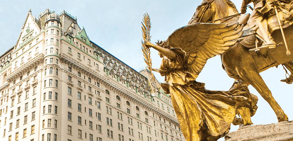 Foto de The Plaza: el protagonista de la dolce vita neoyorquina