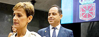 Foto de El PSN se reúne con Bildu horas después de la petición de Rivera