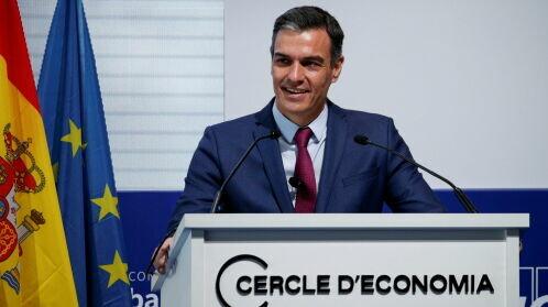 Foto de La ventana de oportunidad del Cercle d'Economia donde se coló  Iván Redondo