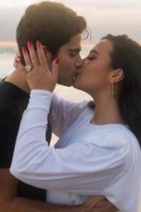 Demi Lovato anuncia su boda: ¿cuánto cuesta su anillo de compromiso?
