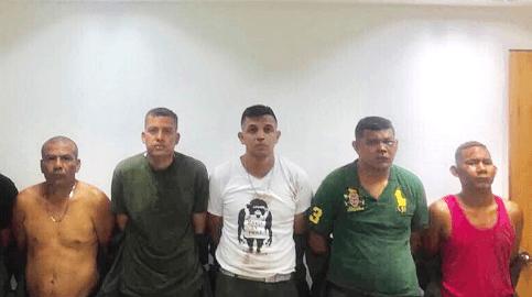 Foto de El chavismo asegura que ha sofocado la sublevación militar
