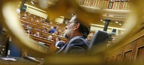 Foto de El Congreso rechaza las enmiendas a la totalidad de los PGE con los votos del PNV