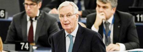 Foto de Barnier pide a Londres cambiar sus líneas rojas como vía para desbloquear el Brexit