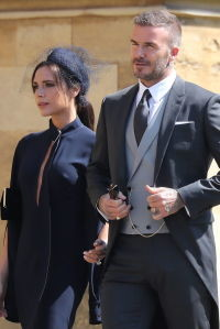 Los Beckham, invitados estrella de la boda de Sergio Ramos y Pilar Rubio