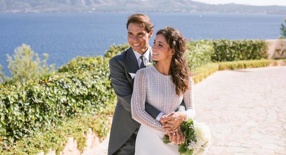 Foto de Primeras imágenes oficiales de Rafa Nadal y Xisca Perelló como marido y mujer