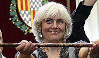 Foto de La alcaldesa de Badalona ve intolerante que le pidan que hable español
