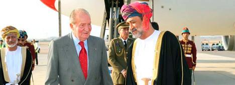 Foto de Polinesia y el ático de Omán: dos hechos posteriores a 2014 cercan a Juan Carlos I