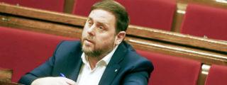 Foto de Junqueras, Romeva, Bassa, Turull, Rull y Forn podrán ir al Parlament el 28-E