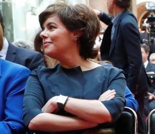 Foto de Duelo de estilo entre Soraya y Cospedal, ¿cuál de las dos es la nueva Cifuentes?