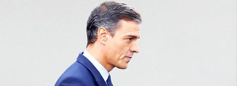 Foto de El socialista reparte culpas por su fracaso: He intentado todo. Nos lo han hecho imposible