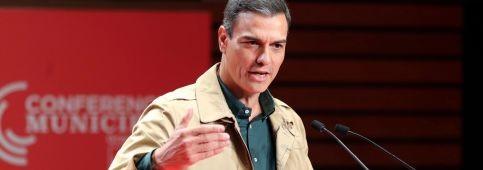 Foto de Sánchez reivindica la moderación del PSOE frente a la derecha decadente