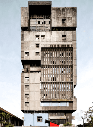 Foto de arquitectura brutalista: el arte edificado