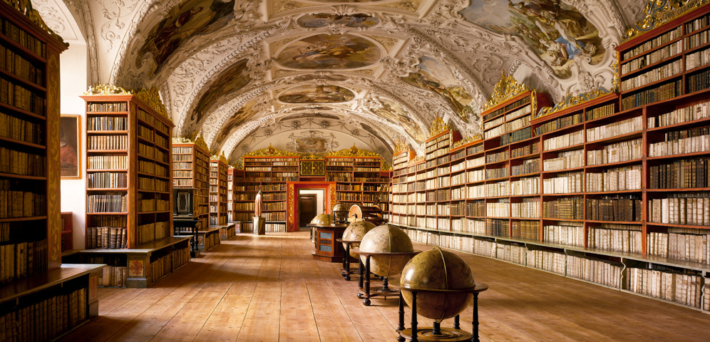 Foto de Bibliotecas, una historia del mundo