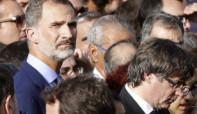 Foto de Govern y secesionismo dan un paso atrás ante la visita del Rey Felipe VI