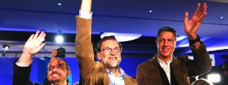 Foto de Rajoy recurre al artículo 155 para llamar a sus bases a las urnas