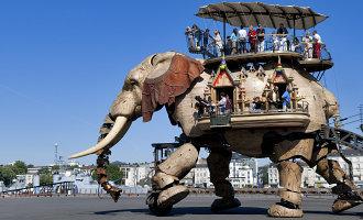 Foto de Nantes, la fabulosa patria de Julio Verne