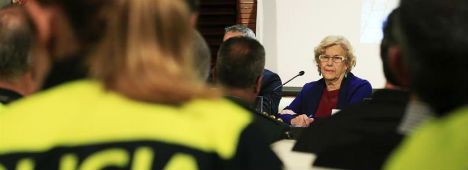 Foto de El Ayuntamiento se rompe: Ganemosexige a Carmena depuraciones políticas