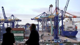 Foto de El retorno de China y los barcos de India llevan el puerto de Valencia a récords