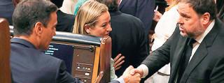 Foto de La Fiscalía pide al TS que actúe de manera inmediata contra Junqueras
