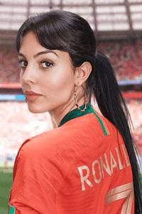 Así bautiza la prensa italiana a Georgina Rodríguez