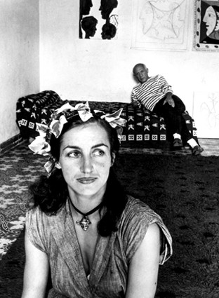 Foto de la única mujer que sobrevivió a Picasso
