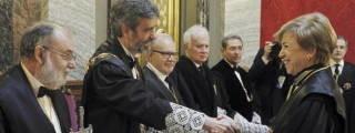 Foto de La progresista Ana Ferrer, favorita para la vicepresidencia del Supremo
