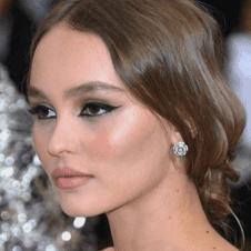 Foto de Eyeliner: la clave para transformar tu mirada como Lily-Rose Depp