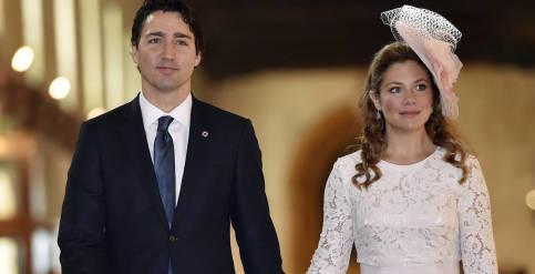 Foto de Sophie Grégoire Trudeau, luces y sombras de la primera dama de Canadá