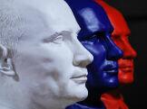 Foto de Farsa  Rusia no está, pero Putin sí celebra