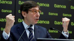 Foto de Goirigolzarri hace ruta por Bankia: niega fusiones y pide un esfuerzo renovado
