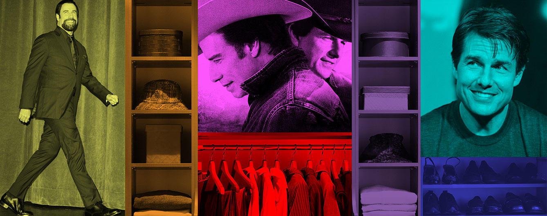 John Travolta y Tom Cruise: las siete ocasionesen las que Hollywood los ha sacado del armario