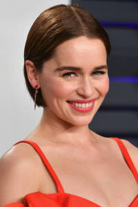 No solo Jorge Javier, Emilia Clarke también sufrió un aneurisma