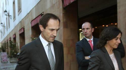 Foto de El órdago de Menéndez (Liberbank) al BCE con su póker de fusiones rechazadas