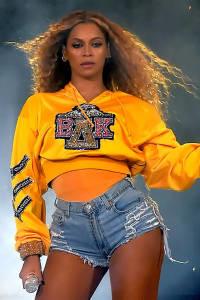 Beyoncé, estrella del street-style en el Festival de Coachella