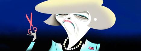 Foto de La discreta y perseverante primera ministra devorada por el Brexit